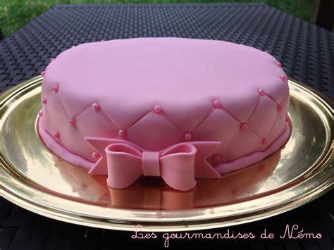 comment faire de la cuisine gâteau princesse effet matelassé sur faux fraisier les gourmandises de némo