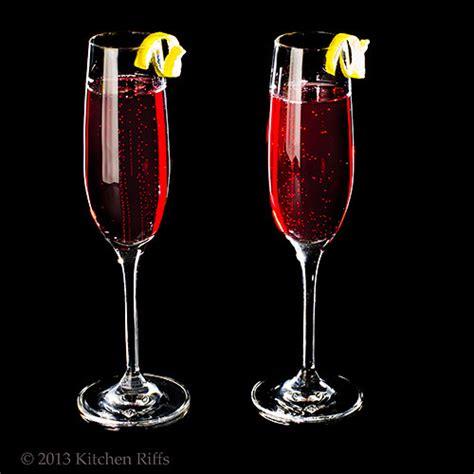 kir royale kir royale cocktail