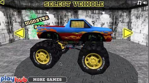 monster truck video games for kids monster truck games videos for kids youtube gameplay 10