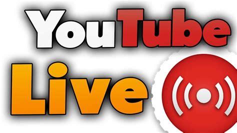 youtube livestreams einrichten und starten tutorial