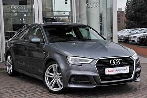 Audi A3 S Line : used 2017 audi a3 2 0 tdi s line 4dr for sale in ~ Dode.kayakingforconservation.com Idées de Décoration