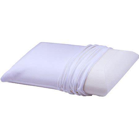 bed pillows walmart simmons beautyrest standard size memory foam bed pillow