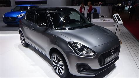 2018 Suzuki Swift Hybrid Launches In Japan Autocarweekcom