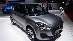 Suzuki Swift Hybride : 2018 suzuki swift hybrid launches in japan ~ Gottalentnigeria.com Avis de Voitures