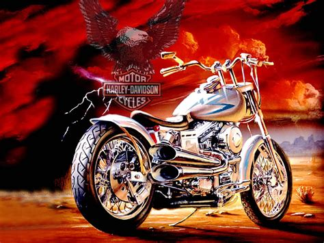 Free Harley Davidson Wallpapers