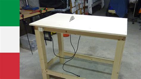 make a table saw table making a homemade table saw part 1 youtube