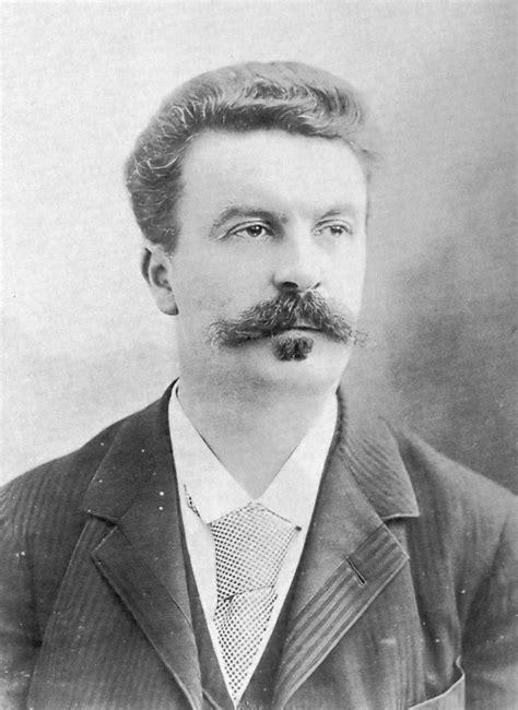 ギ・ド・モーパッサン - Wikipedia