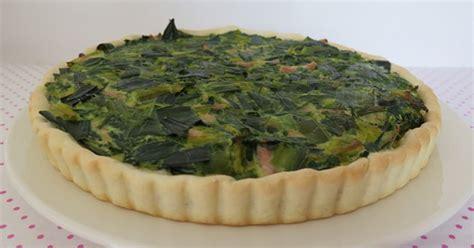 recettes de cuisine avec le vert du poireau tarte au vert de poireaux ma p 39 tite cuisine