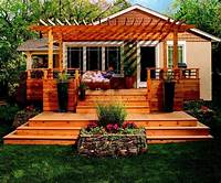 great deck and patio design ideas Patio And Deck Designs   Elegant Ideas For Your Residence ...