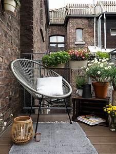 Lösungen Für Kleine Balkone : mit diesen tipps wird ein kleiner balkon zur stadtoase balkon balkonideen und kleine balkone ~ Sanjose-hotels-ca.com Haus und Dekorationen