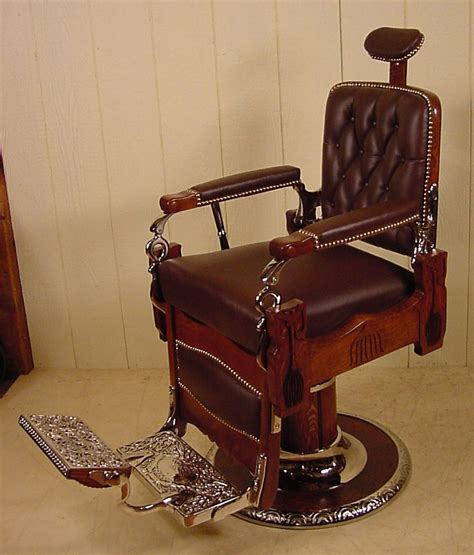 antique koken barber chair antique collectibles antiques