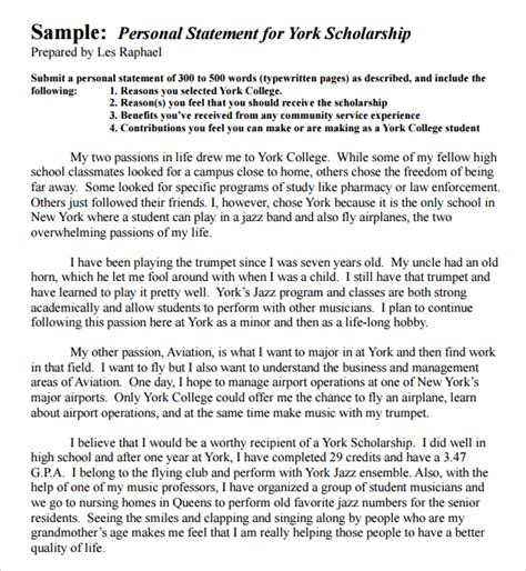 14356 college admissions essay format heading exle 4 free personal statement templates word excel sheet pdf