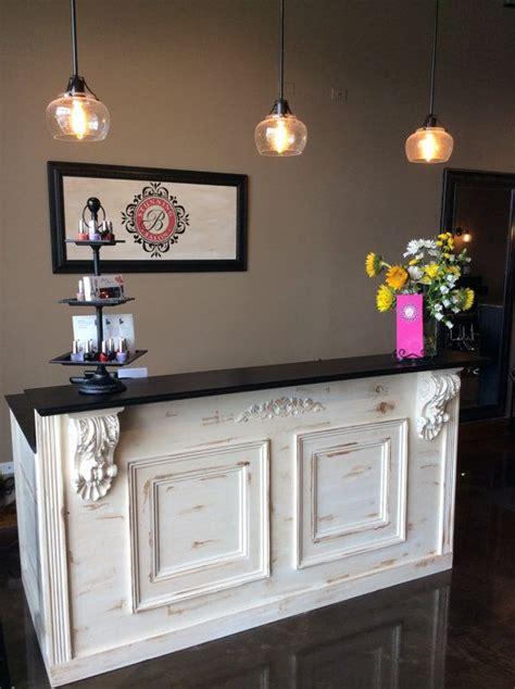 cheap salon reception desk choose top quality reception desks for beauty salons at