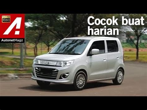 Review Suzuki Karimun Wagon R Gs by Suzuki Karimun Wagon R Gs Ags Review Test Drive