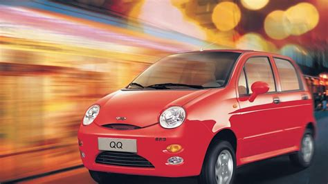 The ten cheapest cars in the world - #2 - Chery QQ   Autoblog