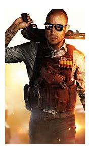 WALLPAPERS HD: Battlefield Hardline Cop