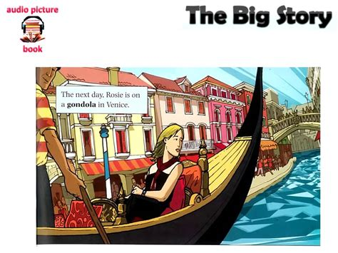 Learn English Through Picture Book The Big Story Level 0