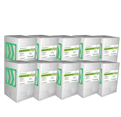 10 pack u bend hid misc l disposal container