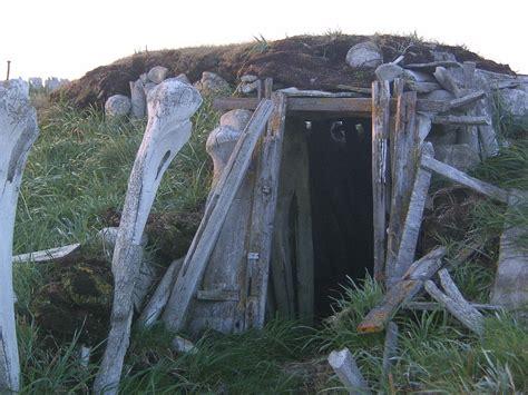 Eskimo Sod House 1 By Arcticstock On Deviantart