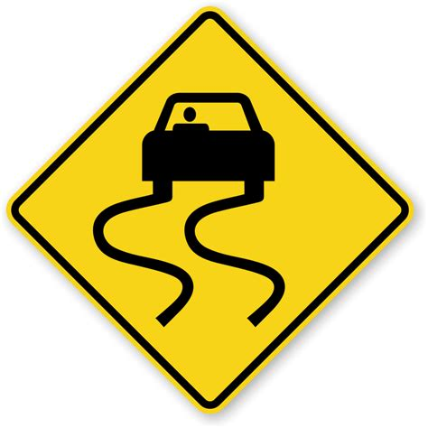 """This """"slippery When Wet"""" Road Sign With Impossible Skid. Spread Signs. Men's Health Signs Of Stroke. Car Racing Signs. Extreme Signs Of Stroke. High Blood Pressure Signs. Type 69 Signs Of Stroke. Anxious Attachment Signs. Artistic Signs Of Stroke"""
