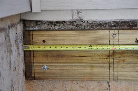 Decks.com. Ledger Board Attachment to a Solid Concrete