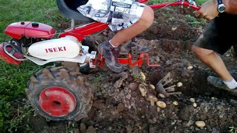 arracheuse pommes de terre 2013 pour motoculteur potato