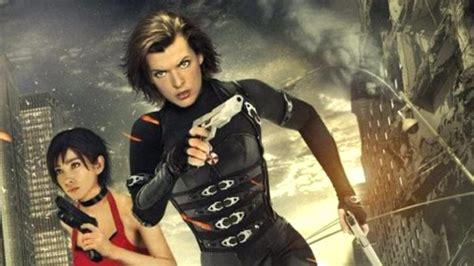 รวมรายได้ทั้งโลกเกี่ยวกับภาพยนตร์ Resident Evil ผีชีวะ ...