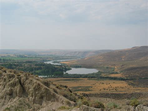 Hagerman Fossil Beds National Monument by New Page 1 Www Webpages Uidaho Edu