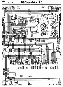 1963 Nova Wiring Diagrams