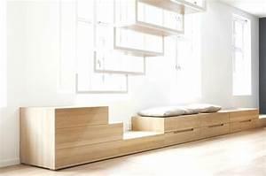Meuble Bas Bois : meubles bas bois ~ Teatrodelosmanantiales.com Idées de Décoration