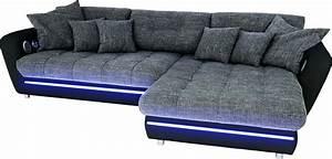 Sofa Mit Led Und Sound : sofa mit led und sound ecksofa mit led und soundsystem abs depannages ~ Orissabook.com Haus und Dekorationen