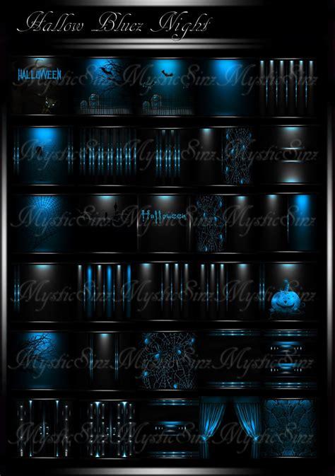 hallow bluez nights imvu room textures collection mysticsinz file sales