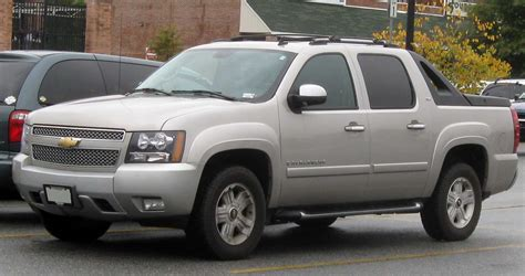 2009 Chevrolet Avalanche  Information And Photos