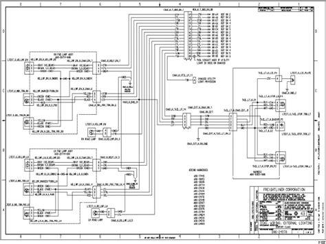 freightliner truck wiring diagrams wiring forums