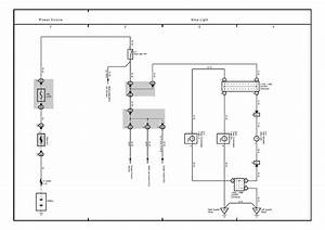 Wiring Diagram For Toyota Matrix 2004