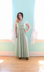 vintage 1980s mint green maxi dress bridesmaid wedding With wedding guest dresses size 16