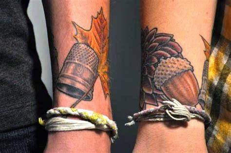 Couple Tattoos On Forearm