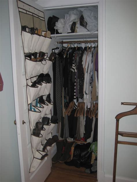 Big Wardrobe Closet by How To Fit A Big Wardrobe Into A Small Closet Working