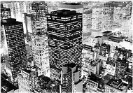 New York Building Coloring Pages