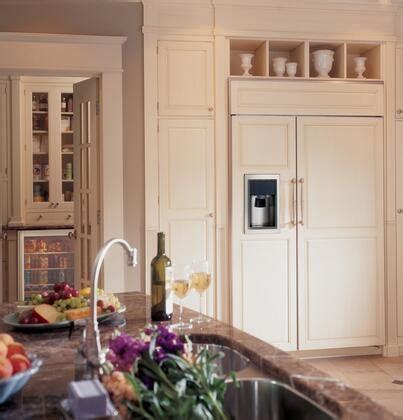 monogram zisbdh   built  side  side refrigerator   cu ft capacity