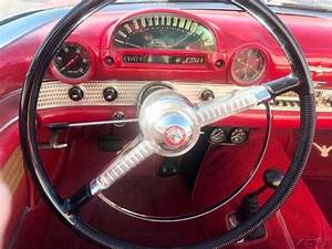 Stunning 1955 Ford Thunderbird Convertible 312 V8 3