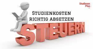 Studienkosten Kind Absetzen : studentensteuererkl rung studienkosten absetzen war nie einfacher ~ A.2002-acura-tl-radio.info Haus und Dekorationen