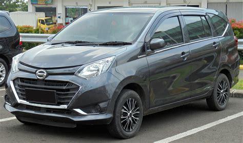 Daihatsu Sigra 2019 by File 2017 Daihatsu Sigra 1 2 X Deluxe Wagon B401rs 01 12