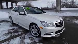 2013 Mercedes-benz E350 4matic - Sold