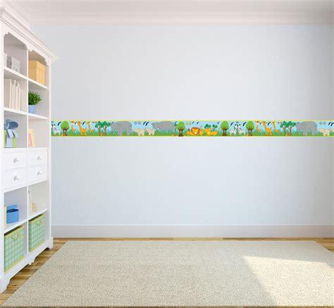 bordures papier peint pour enfants crèche d 39 enfants
