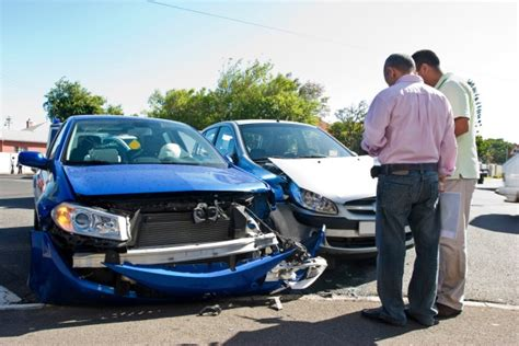 How Car Insurance Works When You've Had An Accident Edmunds