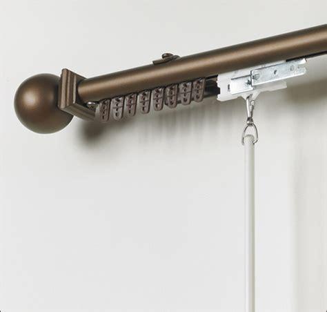 double traverse curtain rod furniture ideas