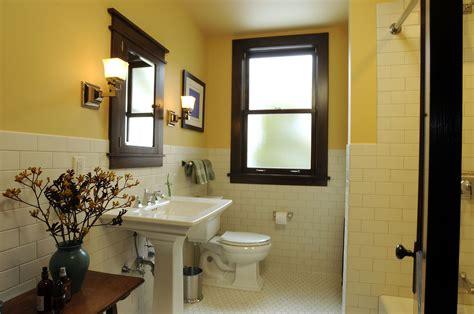 Craftsman Style Bathroom Ideas by Craftsman Style Bathroom Arts And Crafts Style