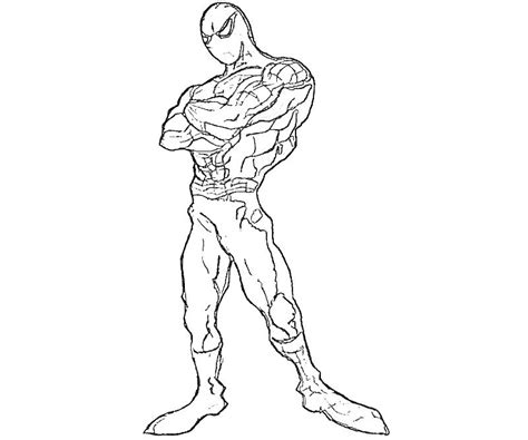The Amazing Spider Scorpion Weaknesses Yumiko Fujiwara The Amazing Spider 2 Drawing At Getdrawings Free