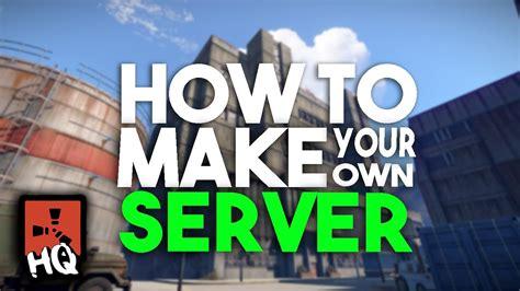 rust server own